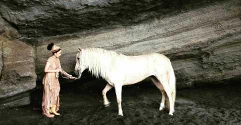 MISIAと馬